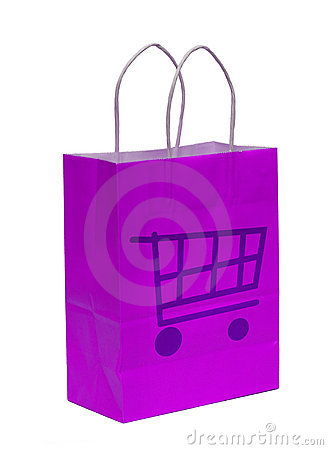 Free Shopping Bag Royalty Free Stock Photography - 3024837