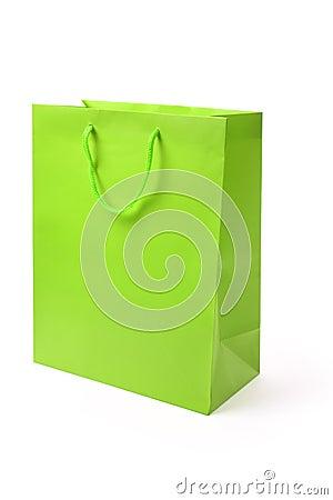 Free Shopping Bag Royalty Free Stock Images - 3375859
