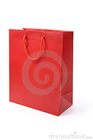 Free Shopping Bag Stock Photo - 3492810