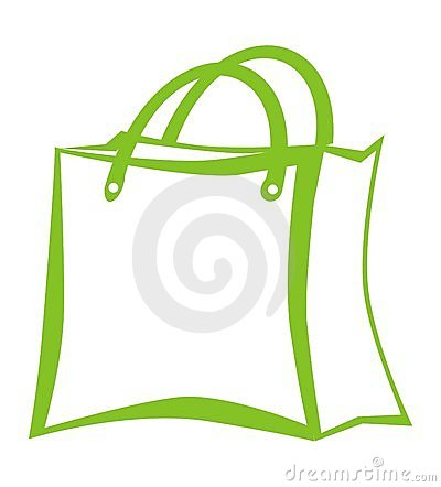 Free Shopping Bag Royalty Free Stock Photography - 7682857