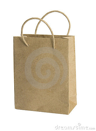Free Shopping Bag Stock Photo - 8359110
