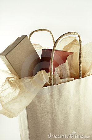 Free Shopping Bag Royalty Free Stock Images - 902709