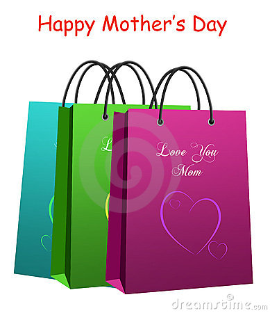 shopping bag - Mother s Day