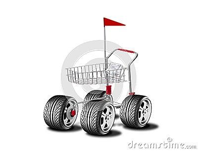 Shopping buggy