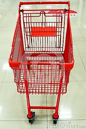 Free Shopping Cart Royalty Free Stock Photography - 11269897