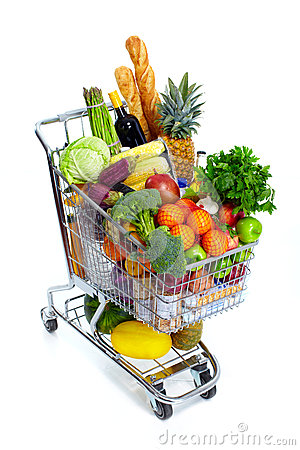 Free Shopping Cart. Stock Images - 31666164