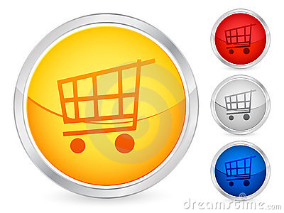 Shopping cart button 2