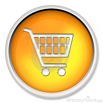 Free Shopping Cart, Button, Icon, Web Icon, E-buy, Web Button Royalty Free Stock Photo - 1443585