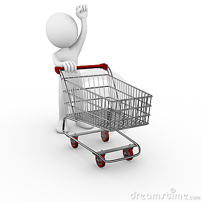 Shopping cart / trolley