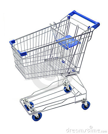 Free Shopping Cart Trolley Stock Images - 18618894