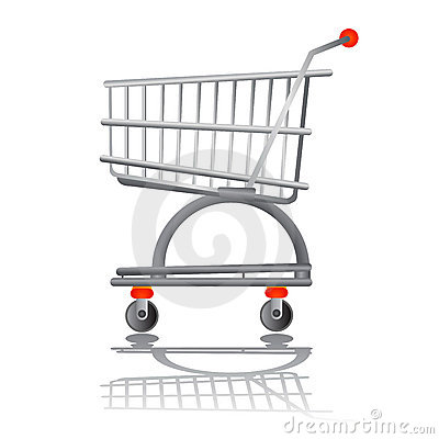Free Shopping Chart Vector Stock Photography - 4972672