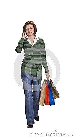 Shopping communication