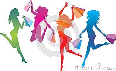 Shopping euphoria