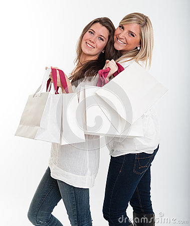 Shopping friends