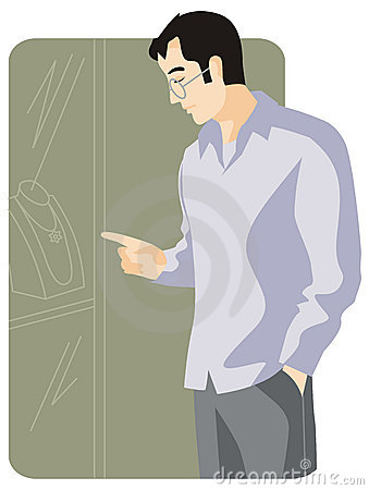 Free Shopping Illustration Series Stock Image - 2512791