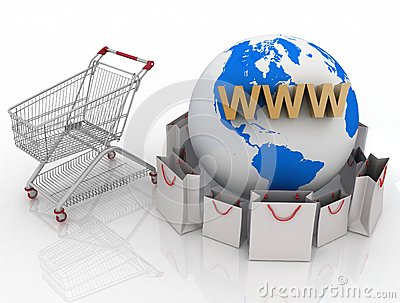 Shopping in Internet