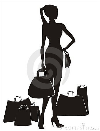 Free Shopping Lady Stock Photos - 3597013