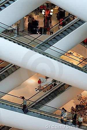 Free Shopping Mall Stock Photo - 1932790