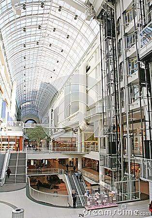 Free Shopping Mall Stock Image - 2453741