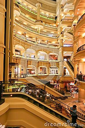 Shopping Mall, Times Sqare, Malaysia