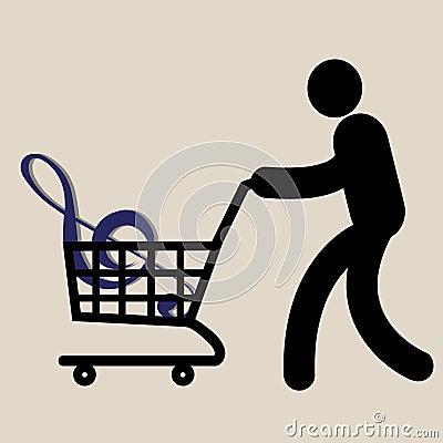 Shopping music