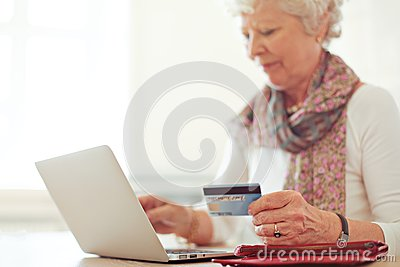 Shopping Online Using a Credit Card