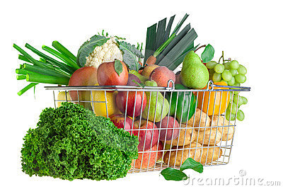 Shopping for produce