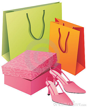 Free Shopping Purchases Stock Image - 4668781