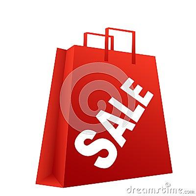 Shopping sale bag