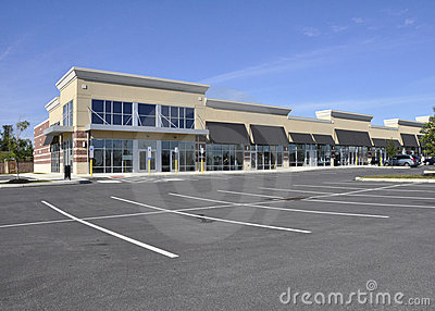 Shopping stores