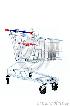 Shopping Trolley.