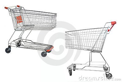 Shopping trolleyes