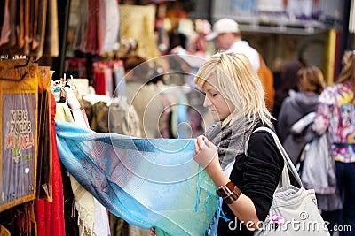 Shopping turist
