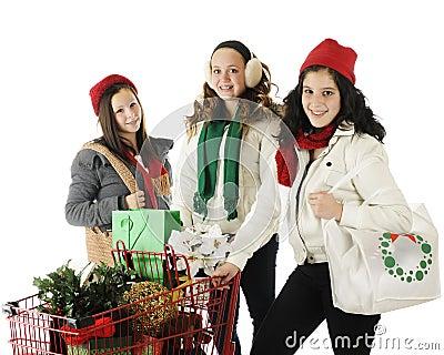 Shopping Tweens