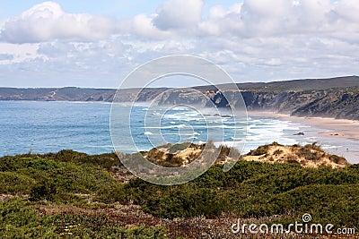 Shore in Portugal