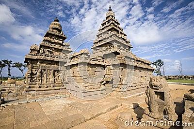 Shore Temple - Tamil Nadu - India