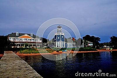 Shoreline Lighthouse