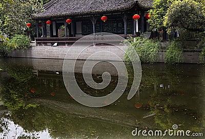 Shoreline temple