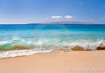 shoreline wave