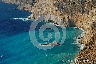 Kefalonia shores