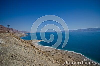 Shores of Dead Sea