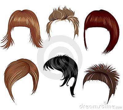 Free Short Hair Style Stock Images - 7803324