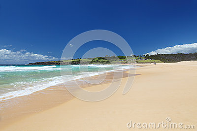 Short Point Beach in Australia