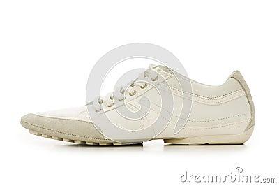 Short shoe isolated