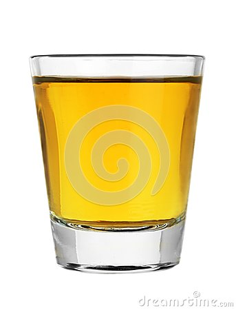 Shot Glass Of Whiskey Stock Images - Image: 27414884
