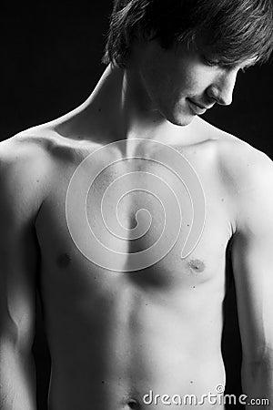 Free Shot Of A Male Torso Stock Photo - 4986910