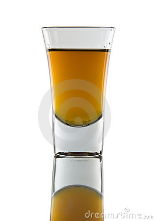 Free Shot Of Whiskey Stock Photography - 13179002