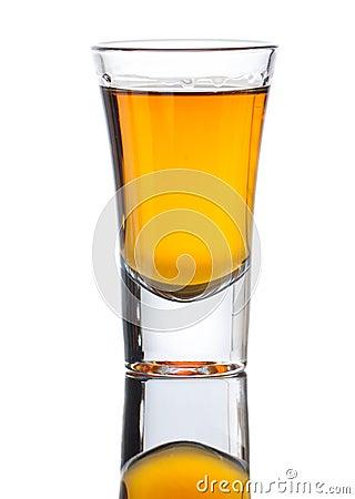Free Shot Of Whiskey Stock Images - 34159394