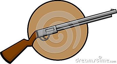 Shotgun firearm weapon