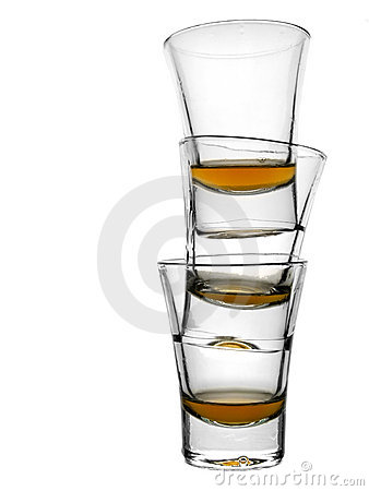 Free Shots Of Whisky Stock Images - 5035034